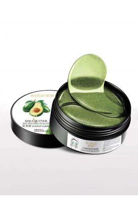 Гидрогелевые патчи Shea Butter с экстрактом авокадо и маслом Ши