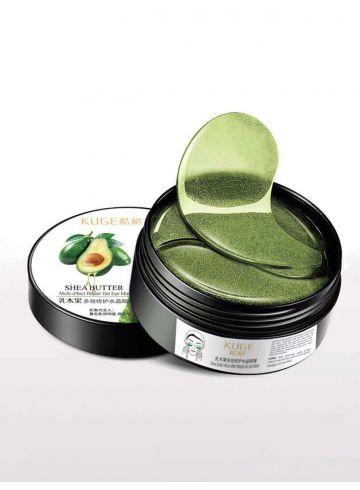 Гидрогелевые патчи Shea Butter с экстрактом авокадо и маслом Ши фото