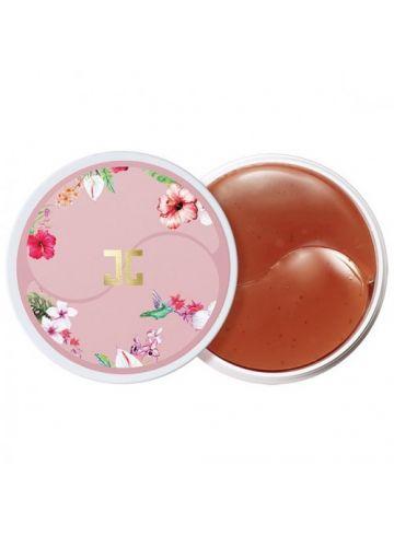 Гидро-гелевые патчи Jay Jun Roselle Tea Eye Gel Patch с цветочным экстрактом ( качество оригинала) фото