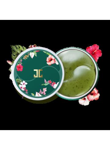 Гидро-гелевые патчи JayJun Green Tea Eye Gel Patch с экстрактом зелёного чая ( качество оригинала) фото