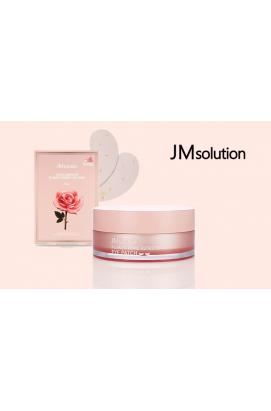 Гидро-гелевые патчи  с цветочным экстрактом и полипептидным комплексом JMsolution Flower Home Esthetic ( оригинальное качество)