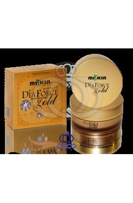 Гидро-гелевые алмазные патчи с золотом под глаза Dia Force Gold