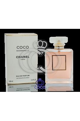 Парфюмированная вода Chanel Coco Mademoiselle в мятой упаковке