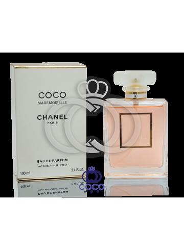 Парфюмированная вода Chanel Coco Mademoiselle в мятой упаковке фото