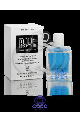 Туалетная вода Antonio Banderas Blue Seduction (тестер)
