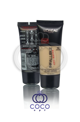 Тональный крем Loreal Infallible Pro-Matte 24HR Foundation