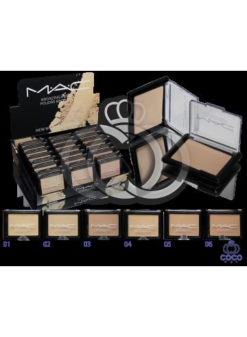 Компактная пудра MAC Bronzing Powder фото