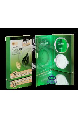 Кушон Green Care Air Cusion Powder CC Cream