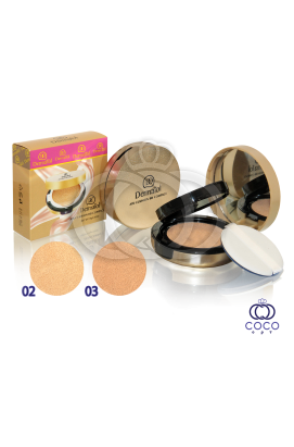 Пудра для лица Dermatol Air Cushion BB Compact