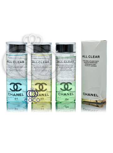 Двухфазный тоник-демакияж Chanel All Clear фото