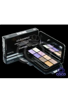 Тени Chanel Les 8 Ombres Quadra Eye Shadow