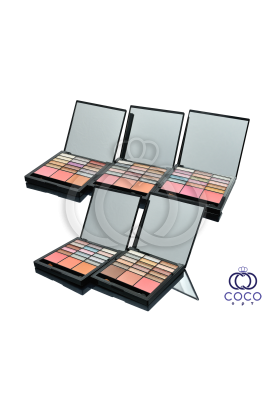 Палитра Chanel 15 Eye Shadow & 3 Blusher