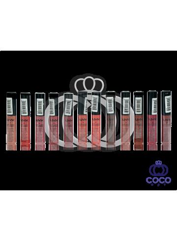 Жидкая матовая помада Nyx 3 Piece set фото