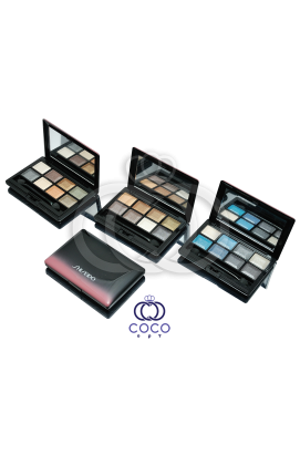 Тени для век Shiseido The Makeup S08 Blue