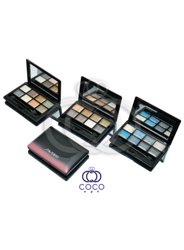 Тени для век Shiseido The Makeup S08 Blue фото