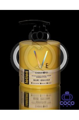 Лосьон для лица и тела с витаминным комплексом  и маслом Ши  V+E Lotion