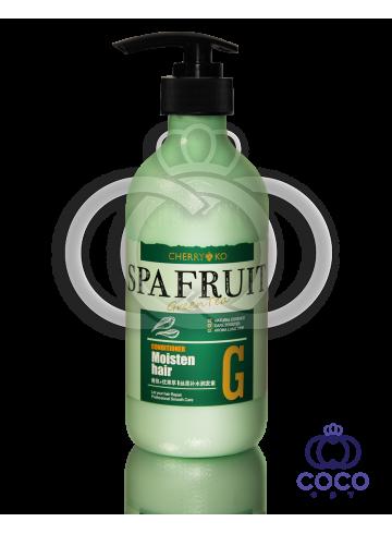 Кондиционер для волос органический с экстактом зелёного чая Spa Fruit Green Tea Conditioner фото