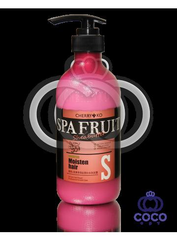 Шампунь органический с маслом Ши Spa Fruit Sheabutter Shampoo  фото