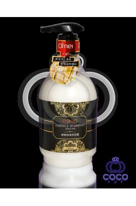 Органический безсульфатный шампунь Essence Shampoo Perfume