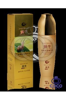 Эссенция-тонер для лица с экстрактом улитки Snail Mucus Net Cool Moisturizing Essence Water
