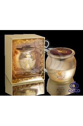 Увлажняющий крем с концентрированным содержанием экстракта улитки Snail Elastic Embellish Moisturizing Cream ( высокое качество)
