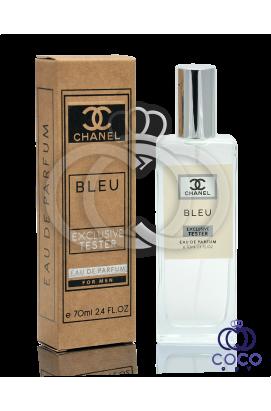 Парфюмированная вода Chanel Bleu De Chanel Exclusive Tester