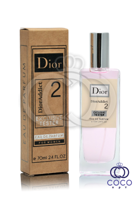 Парфюмированная вода Dior Addict 2 Exclusive Tester