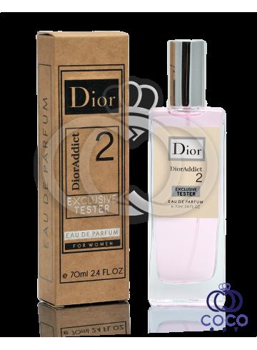 Парфюмированная вода Dior Addict 2 Exclusive Tester фото