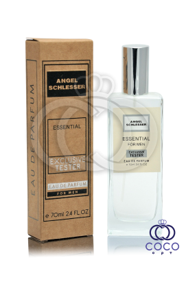 Парфюмированная вода Angel Schlesser Essential For Men Exclusive Tester