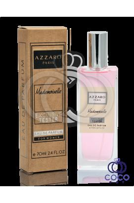 Парфюмированная вода Azzaro Mademoiselle Exclusive Tester