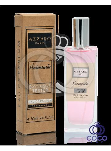 Парфюмированная вода Azzaro Mademoiselle Exclusive Tester фото