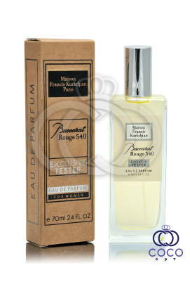 Парфюмированная вода Maison Francis Kurkdjian Baccarat Rouge 540 Exclusive Tester