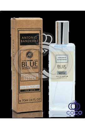 Парфюмированная вода Antonio Banderas Blue Seduction Exclusive Tester