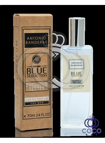 Парфюмированная вода Antonio Banderas Blue Seduction Exclusive Tester  фото