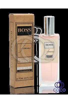 Парфюмированная вода Hugo Boss Femme Exclusive Tester