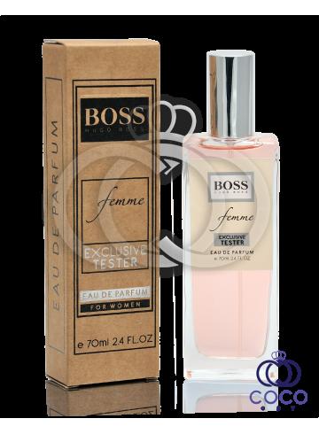 Парфюмированная вода Hugo Boss Femme Exclusive Tester фото