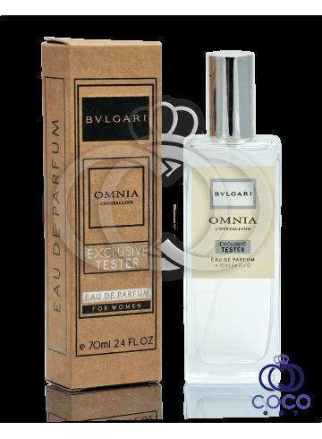 Парфюмированная вода Bvlgari Omnia Crystalline Exclusive Tester фото
