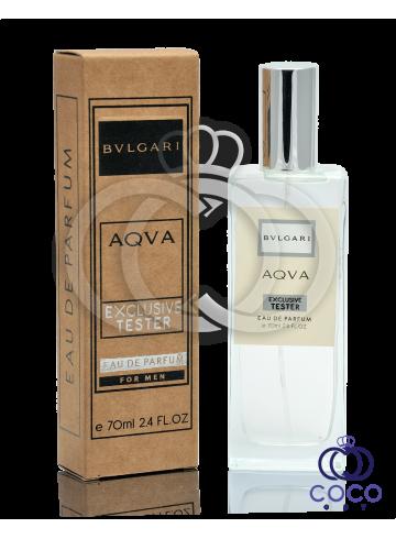Парфюмированная вода Bvlgari Aqua Exclusive Tester фото