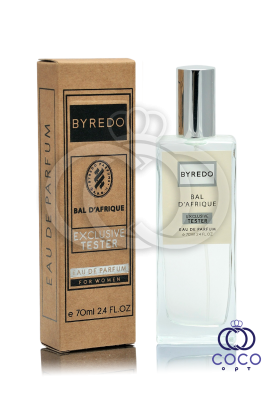 Парфюмированная вода Byredo Bal D`Afrique Exclusive Tester
