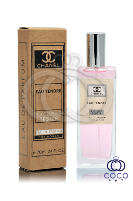 Парфюмированная вода Chanel Chance Eau Tendre Exclusive Tester