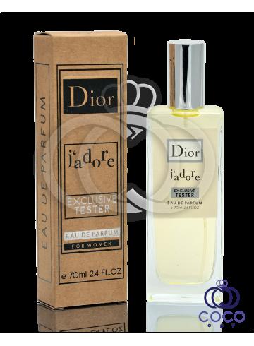 Парфюмированная вода Dior Jadore Exclusive Tester фото