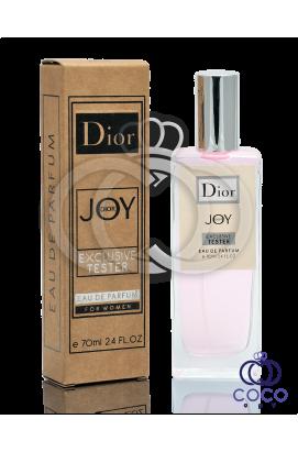 Парфюмированная вода Dior Joy Exclusive Tester