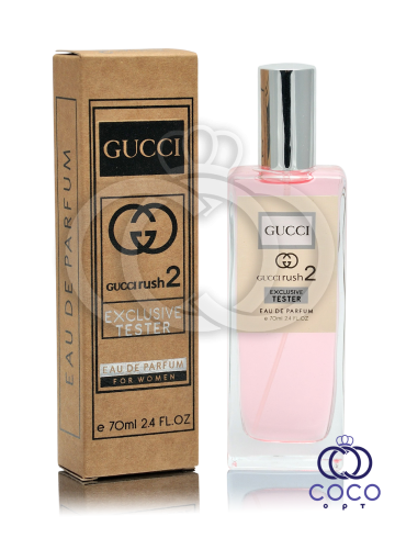 Парфюмированная вода Gucci Rush 2  Exclusive Tester фото