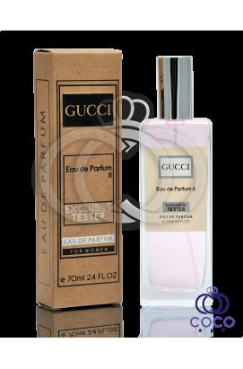 Парфюмированная вода Gucci Eau de Parfum II Exclusive Tester