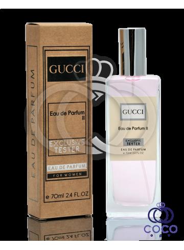 Парфюмированная вода Gucci Eau de Parfum II Exclusive Tester фото