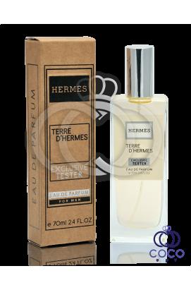 Парфюмированная вода Hermes Terre D`Hermes Exclusive Tester