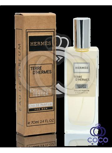 Парфюмированная вода Hermes Terre D`Hermes Exclusive Tester  фото