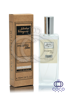Парфюмированная вода Salvatore Ferragamo Incanto Shine Exclusive Tester