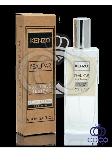 Парфюмированная вода Kenzo L`Eau Par Pour Homme Exclusive Tester фото