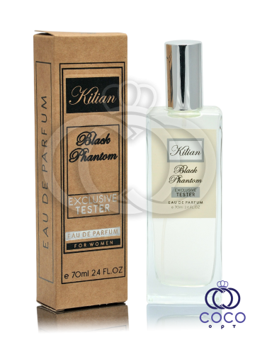Парфюмированная вода Kilian Black Phantom Exclusive Tester фото